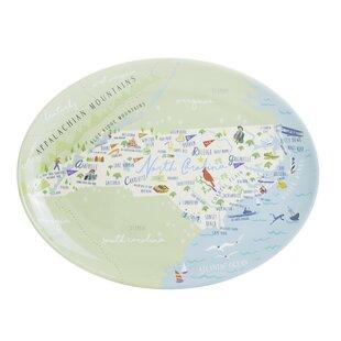 Minnie Melamine Platter