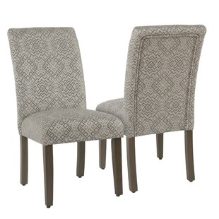 Freetown Upholstered Dining Chair Set of 2