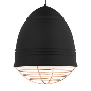 Review Loft Grande 3-Light Bowl Pendant by LBL Lighting