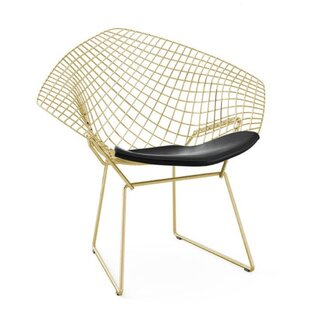 Nicarete Upholstered Dining Chair by Wrou..