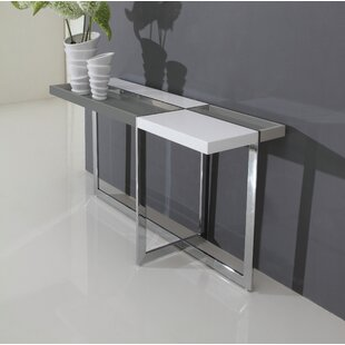 Domino Console Table