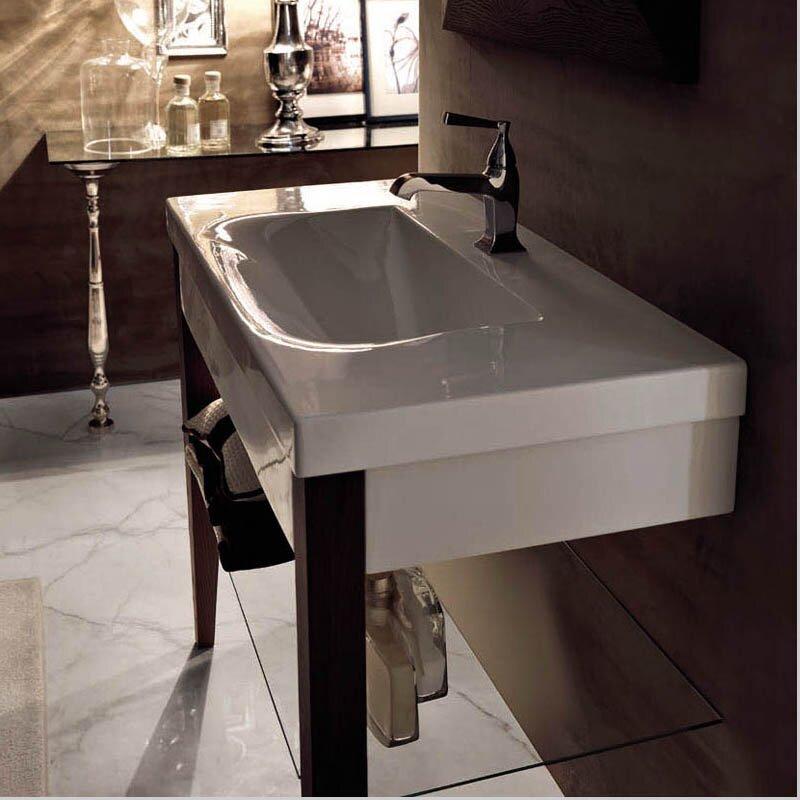 Ws Bath Collections Bentley 32 Single Wood Bathroom Vanity Set