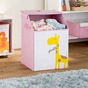 Reviews Maye Nursery Laundry Hamper ByViv + Rae