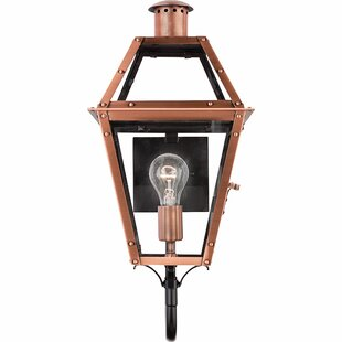 Lois Outdoor Wall Lantern