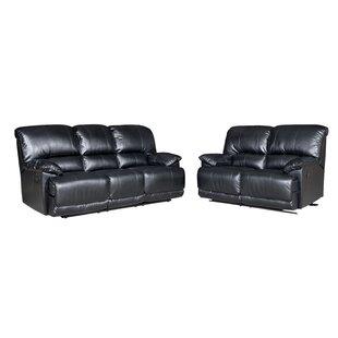 Canizales 2 Piece Reclining Sofa Set By Brayden Studio