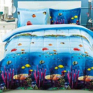 Ebern Designs Boese Comforter Set