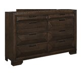 Pittsfield 8 Drawer Dresser by Wrought Studio™