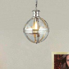 1-Light Pendant by Fashion N You by Horizon Interseas
