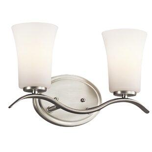 Alcott Hill Guerro 2-Light Vanity Light