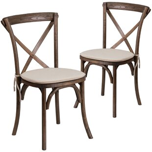Ivonne Upholstered Dining Chair (Set of 2..