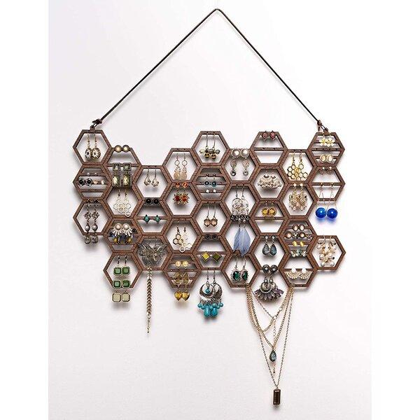 2Set Top Glass Loose Gemstone Diamond Display Show Case Jars Box for Jewelry