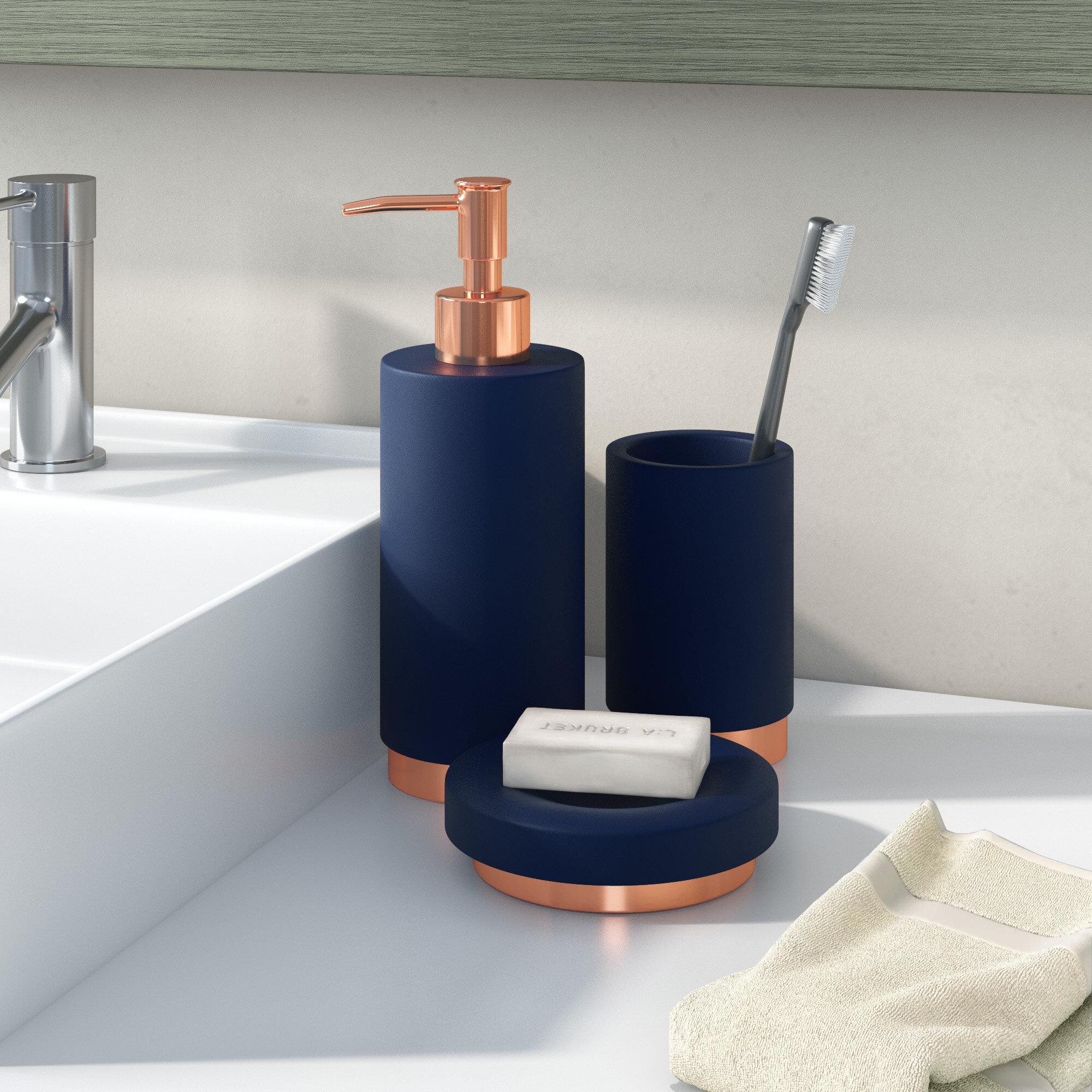 Tumbler 3 Pieces Soap Dispenser Pump