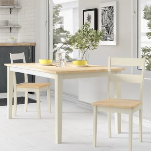 Saxon Dining Set With 4 Chairs By Zipcode Design