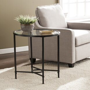 Sherrodsville End Table by Charlton Home