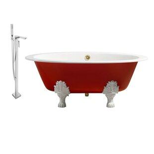 Streamline Bath Cast Iron 65