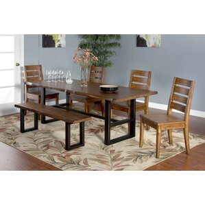 Shamane Dining Table by Gracie Oaks