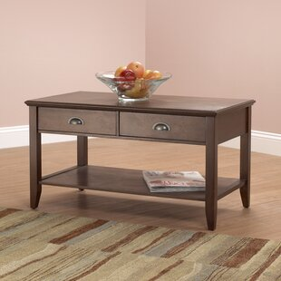 Clarita Coffee Table by Winston Porter