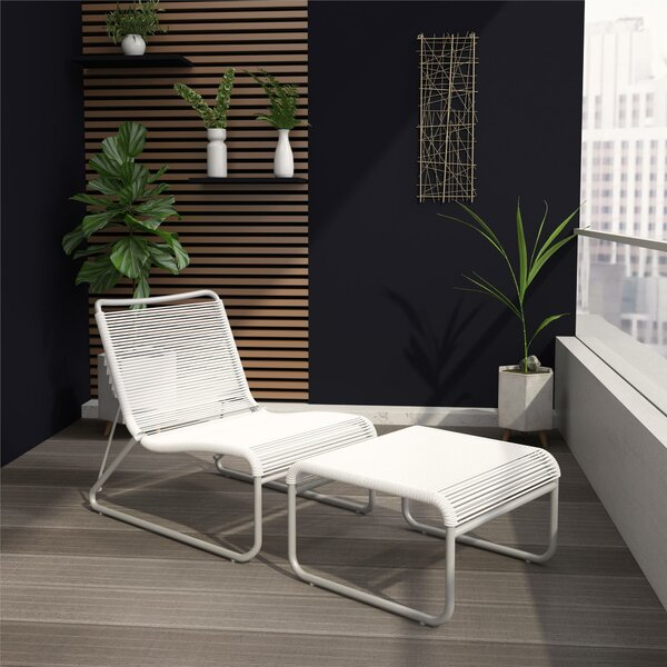 Outdoor Chairs With Foot Rest Wayfair