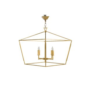 Adler 4-Light Lantern Pend..