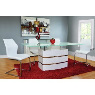 Savarese Dining Table by Orren Ellis Best
