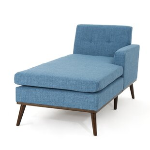 Charlcombe Mid Century Chaise Lounge by George Oliver