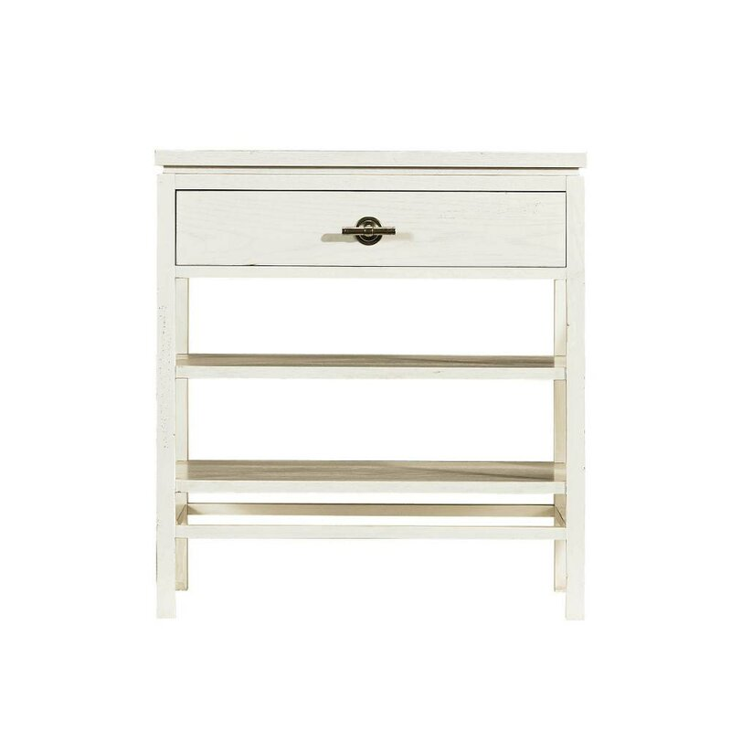 Stanley Resort Tranquility Isle 1 Drawer Nightstand & Reviews