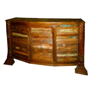 Loon Peak Lottie Bar Cabinet with Wine Storage