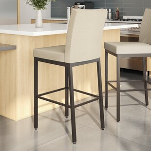 Master Bar & Counter Swivel Stool by Ebern Designs