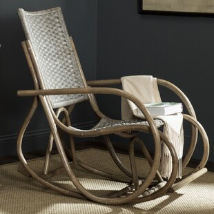 Bay Isle Home Reis Rocking Chair