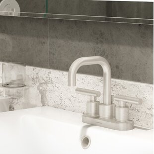 Symmons Dia Centerset Bathroom..