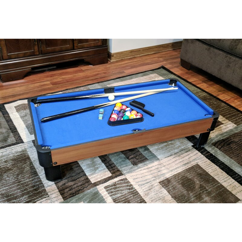Airzone Play Pool Table Reviews Wayfair