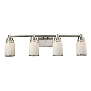 Brawner 4-Light Vanity Light By Brayden Studio Wall Lights