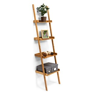 Arneson 176cm Leaning Bookcase By Brambly Cottage