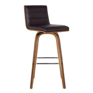 Review Denise 66cm Swivel Bar Stool