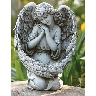 angel wing statue wayfair