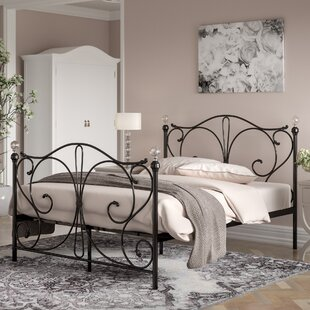 Pomicino Bed Frame By Fairmont Park