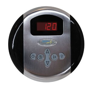 SteamSpa Programmable Control Panel with Presets