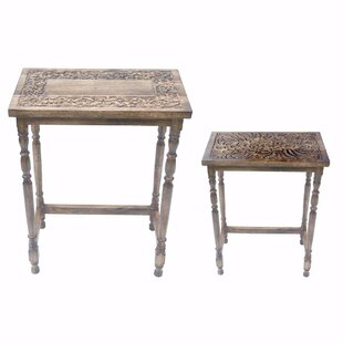 Kinslee 2 Piece Console Table Set by Ophelia & Co.
