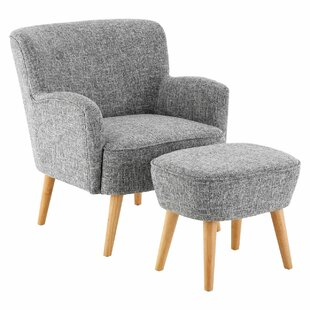 Wonderful Odense Armchair And Ottoman By Castleton Home