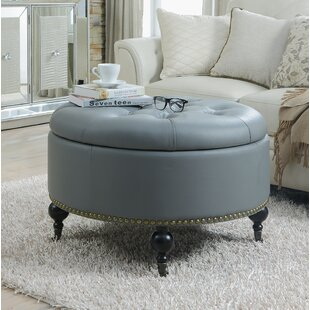 Letitia Storage Ottoman by Rosdorf Park