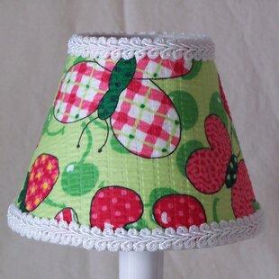 Butterflies 11 Fabric Empire Lamp Shade