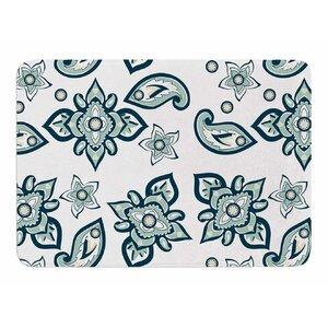 Batik Paisley by Gukuuki Memory Foam Bath Mat