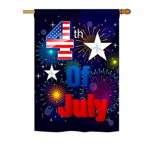 PATRIOTIC USA BUNTING AMERICAN FLAG POLYESTER DOUBLE SIDED 5 X 3 FT  4th of July