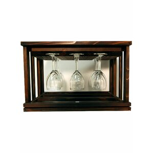 Allaire Tabletop Wine Glass Rack by Darby..
