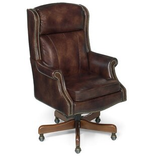 Netzer Birk Leather Executive Chair