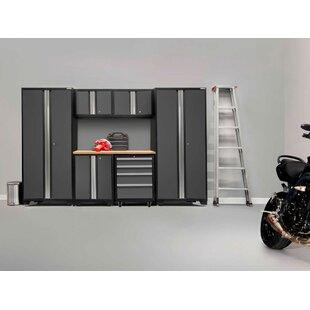 Bold 3 0 6 Piece Storage Cabinet Set