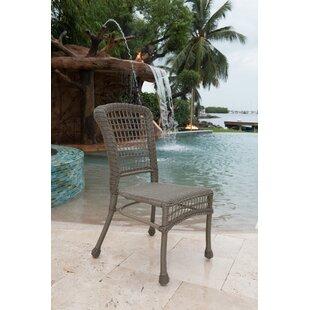 Carolina Beach Stacking Patio Dining Chair