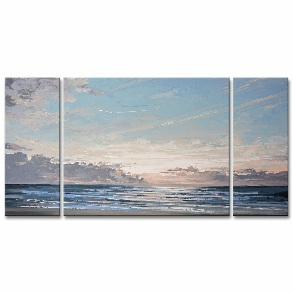 3 Piece Coastal Wall Art You Ll Love In 2021 Wayfair