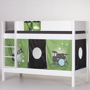 Brodie Single Bunk Bed By Harriet Bee
