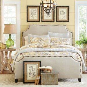 Parker Upholstered Panel Bed